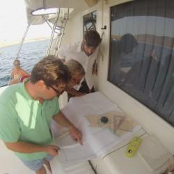 Practicas PER academia náutica Lanzarote.