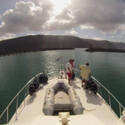 Practicas PER academia náutica Lanzarote