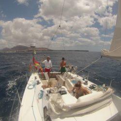 Per academia náutica Lanzarote