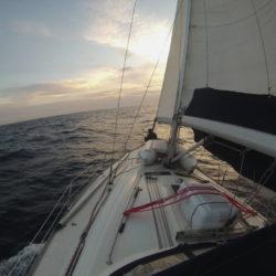 Travesía Academia Nautica Lanzarote
